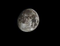 Luna piena del primo piano immagini stock libere da diritti