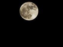 Luna piena eccellente Immagine Stock Libera da Diritti