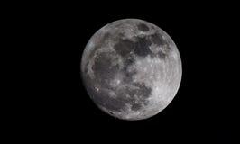 Luna piena - giorno 1 Immagini Stock