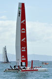 Luna Rossa: Prada Team stock images