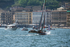 Luna rossa winner Stock Photography