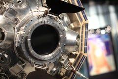 Luna 3 ruimtevaartuig royalty-vrije stock afbeeldingen