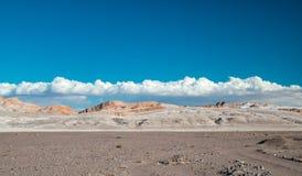 Luna Vall in San Pedro de Atacama Stock Photo