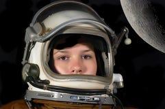 Lunar dream Stock Images