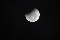 Lunar eclipse Royalty Free Stock Images