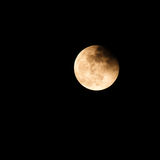 Lunar eclipse Royalty Free Stock Photography