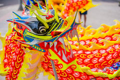 Lunar new year Asian dragon coming vietnamese new year Stock Photos