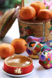 Lunar new year decoration Stock Photography