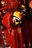 lunar nytt år för garnering Royaltyfri Bild