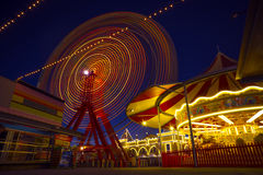 Lunar Park in Sydney Australia Royalty Free Stock Image