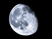 Lunar phase Moon Royalty Free Stock Photography