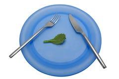 Lunch 3 van het dieet stock foto