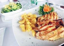 lunch Zdjęcie Stock