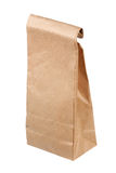 Lunch Bag. A single lunch bag isolated on white Stock Images
