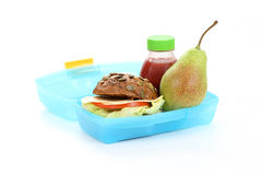 Lunch box Royalty Free Stock Image