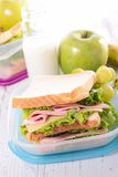 Lunch box Stock Photos