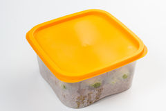 Lunch box. Stock Images