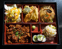 Lunch box special Royalty Free Stock Photo