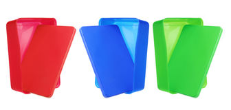 Lunch Boxes Royalty Free Stock Image