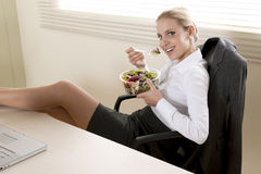 Lunch break Royalty Free Stock Images