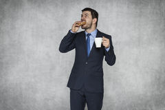 Lunch break Royalty Free Stock Image