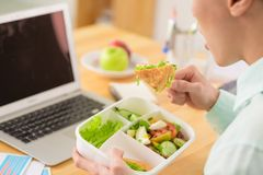 Lunch royalty free stock photography