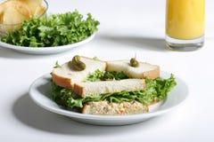 lunch dekoracyjny fotografia royalty free