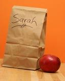 Lunch för Sarah Royaltyfria Bilder