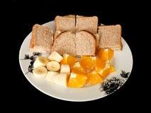 Lunch het Gezonde Alternatief stock foto's