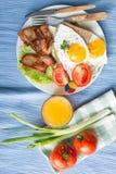 Lunch matställe, kvällsmål Arkivbilder