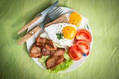 Lunch matställe, kvällsmål Royaltyfri Bild