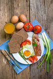 Lunch matställe, kvällsmål Royaltyfria Foton