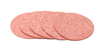 Lunch Meat Royalty Free Stock Image