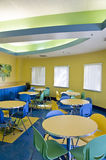 Lunch Room Stock Photo