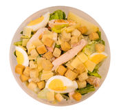 Lunch salad Royalty Free Stock Photos