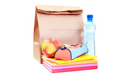 Lunch for school Stock Images