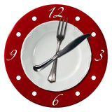 Lunch Time Concept Stock Images