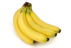 lunch z bananami Obraz Royalty Free