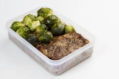 Lunchask Royaltyfri Fotografi