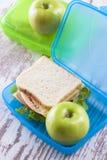 Lunchbox Arkivfoto