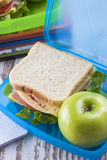 Lunchbox Arkivfoton