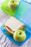 Lunchbox Stock Photo