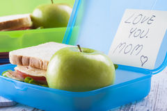 Lunchbox Royalty Free Stock Photo