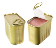 Luncheon Meat Stock Images