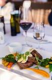 Lunchplaat Royalty-vrije Stock Fotografie
