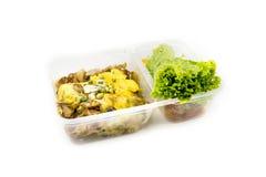 Lunchu pudełko Obrazy Stock