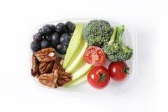 Lunchu pudełko Fotografia Stock