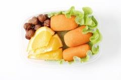 Lunchu pudełko Obraz Stock