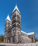 Lund Cathedral, Sweden Royalty Free Stock Photography