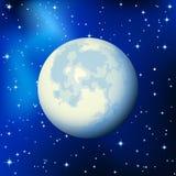Lune illustration stock